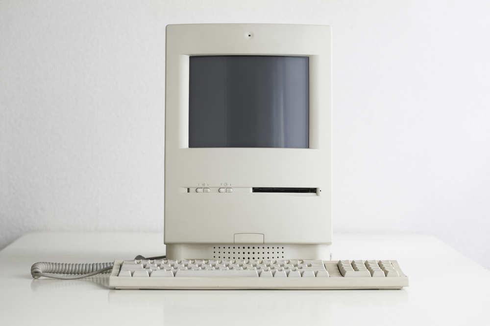 Informática: antes y ahora