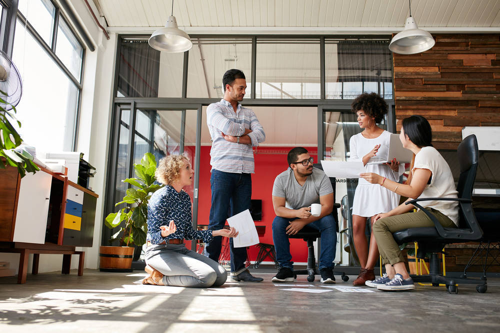 Coworking, el nuevo concepto de trabajo colaborativo