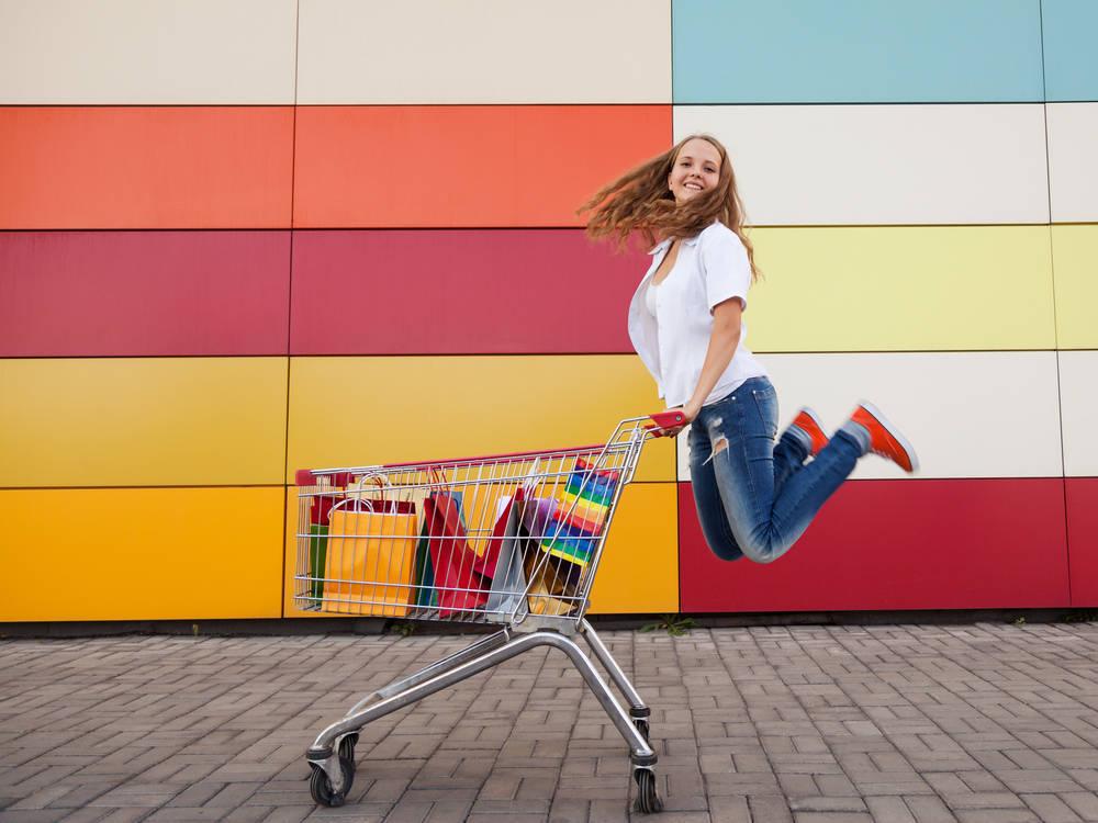 Comprar en una tienda y volver otra vez