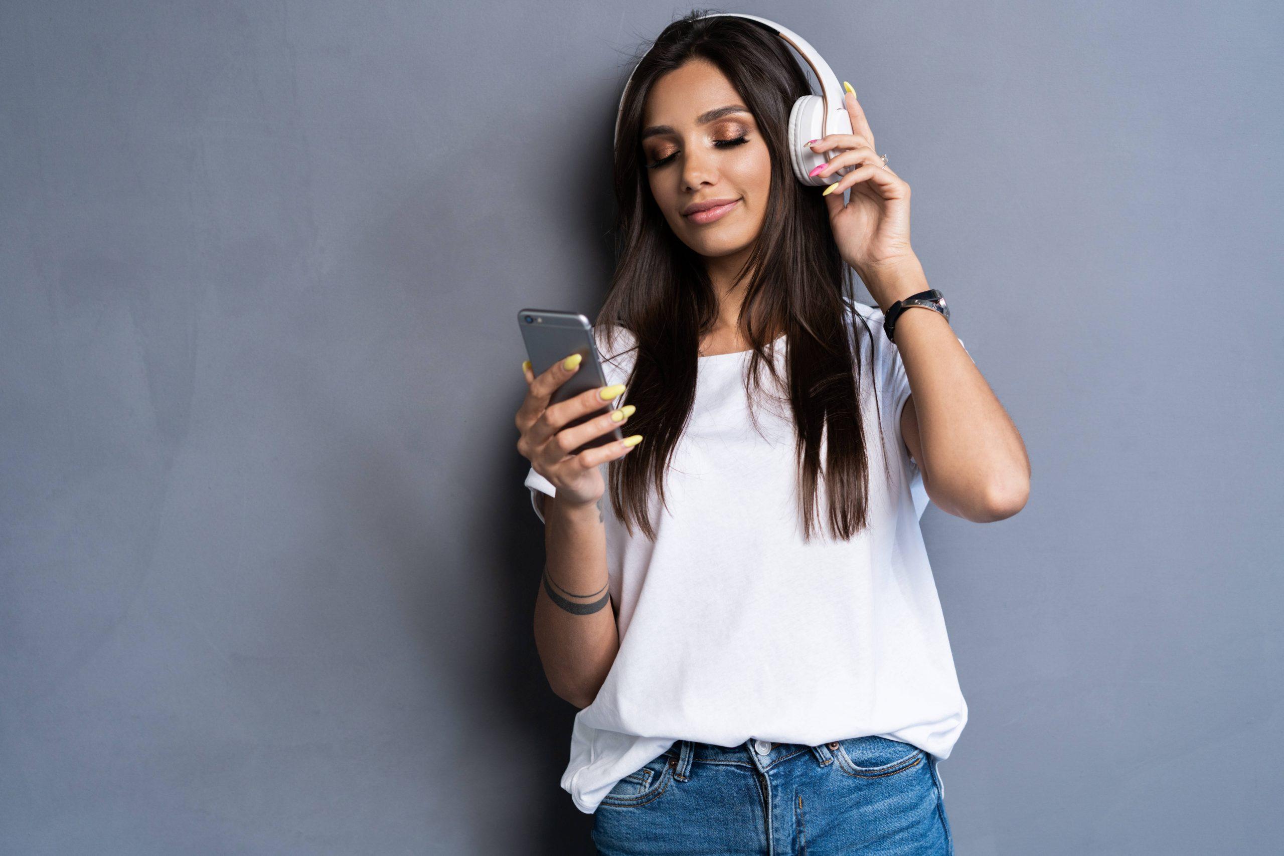 Los mejores smartphones para escuchar música